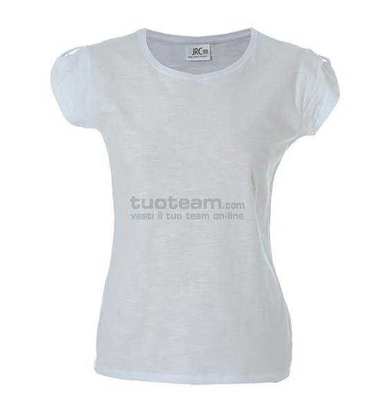 99003 - T-Shirt Perth Lady - BIANCO