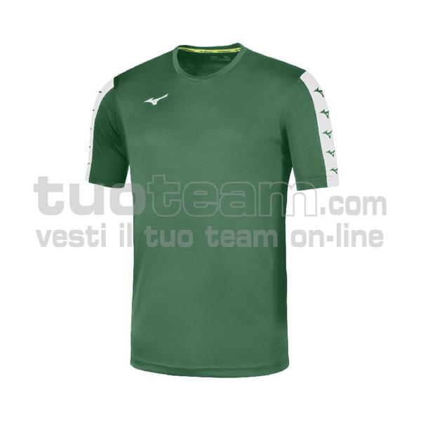 32FA9A51 - TEAM NARA TRAIN. TEE - Green/White