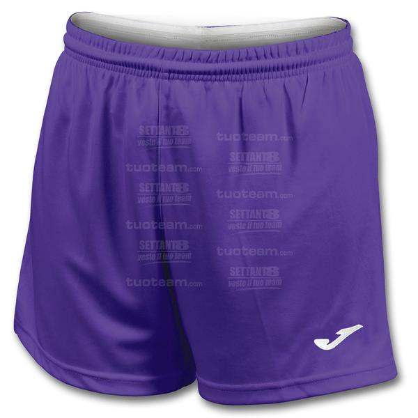 900282 - SHORT PARIS II 100% polyester interlock - 550 VIOLA