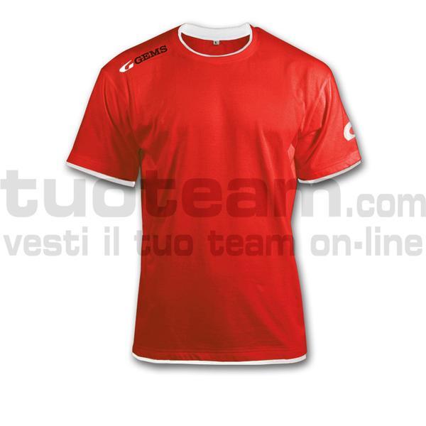 JC01 - T-shirt Egitto - RED/WHITE