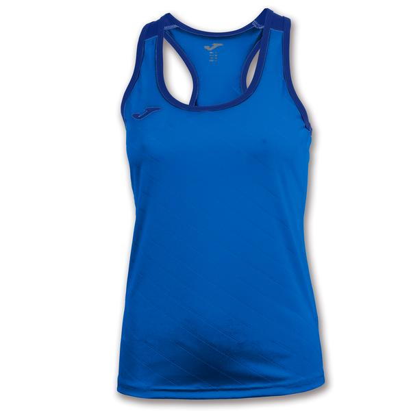 900743 - TORNEO II CANOTTA 100% polyester interlock - 700 BLU ROYAL
