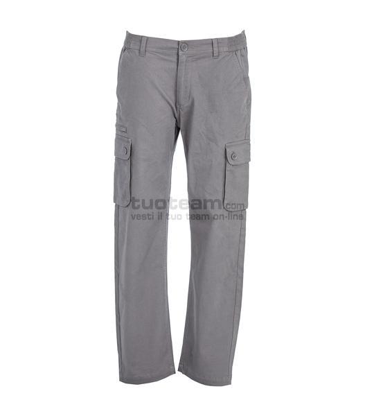 99259 - Pantalone France Man - GREY