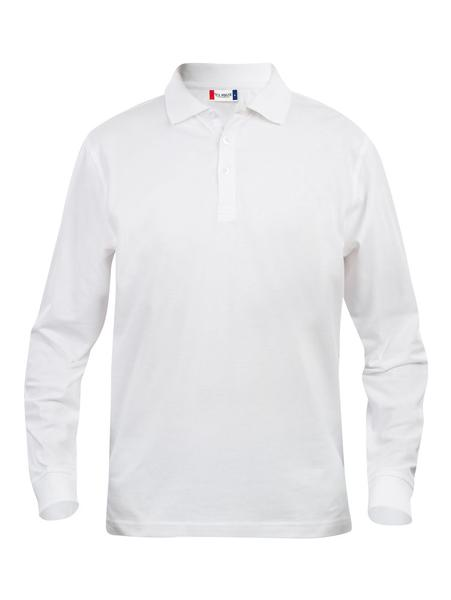 028233 - Basic Polo Long Sleeve Junior