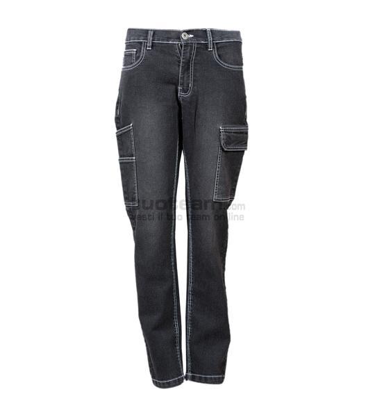 99369 - Jeans Denver Lady - NERO