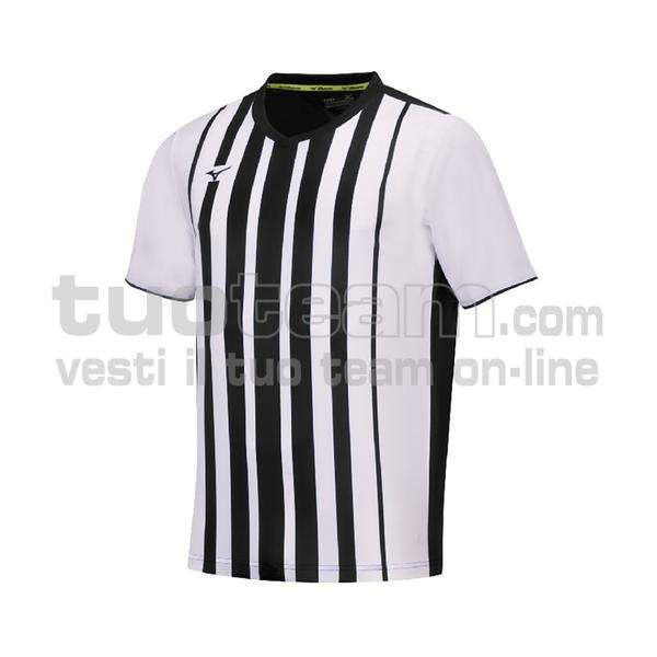 P2FA9A01 - GAME SHIRT SHIMA - White/Black
