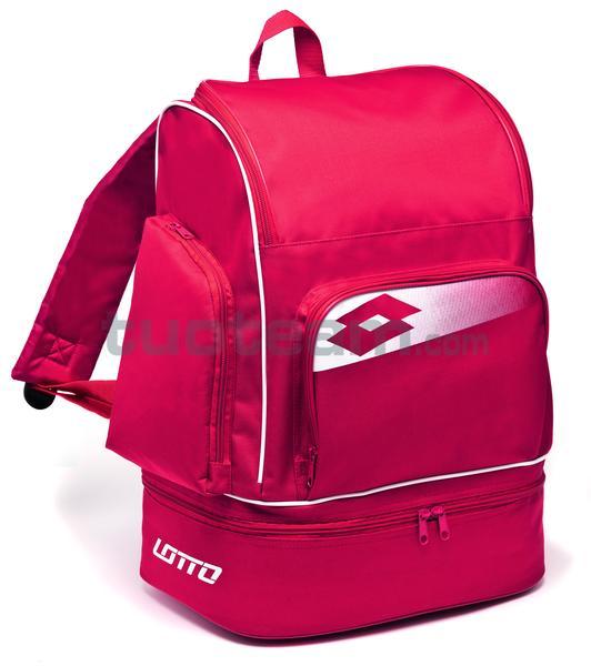 L53086 - ZAINO SOCCER OMEGA II - rosso / bianco