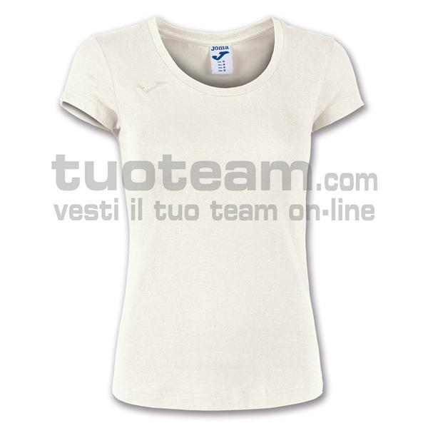 901137 - MAGLIA VERONA 65% polyester 35% cotton - 001 BEIGE