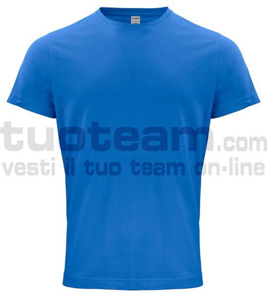 029364 - Organic Cotton T-shirt - 55 royal