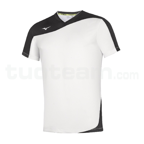 V2EA7004 - premium myou t shirt - White/Black