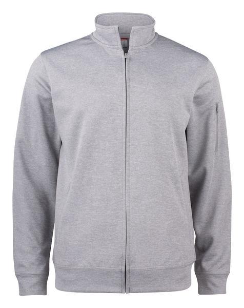 021016 - Basic Active Cardigan - 95 grigio melange