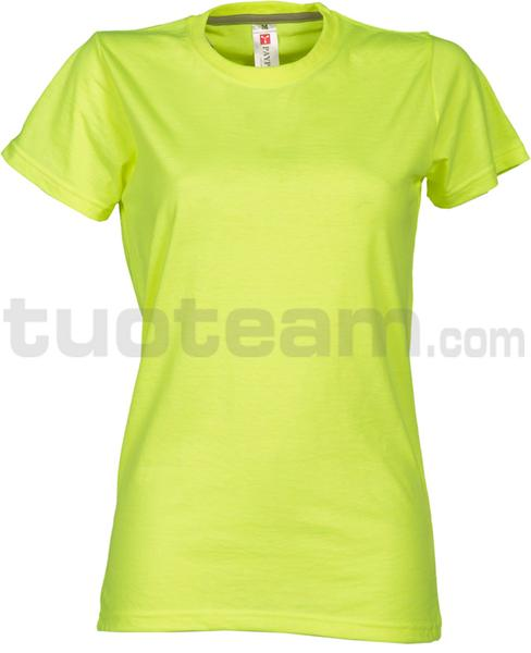 SUNSET LADY FLUO - SUNSET LADY FLUO - GIALLO FLUO