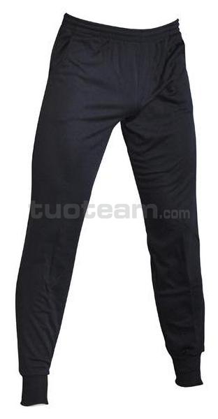 TREND - Pantalone TREND - NERO