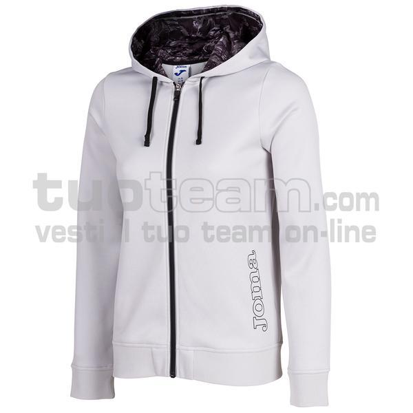 900897 - GIACCA 90% polyester fleece 10% elastan - 250 MELANGE
