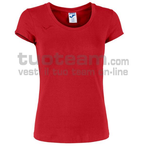901137 - MAGLIA VERONA 65% polyester 35% cotton - 600 ROSSO