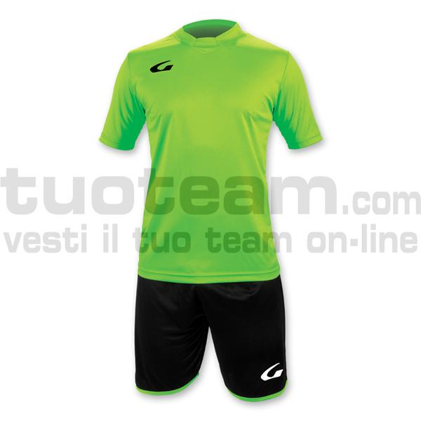 AH11 - KIT Ajax - GREENFLUO/BLACK
