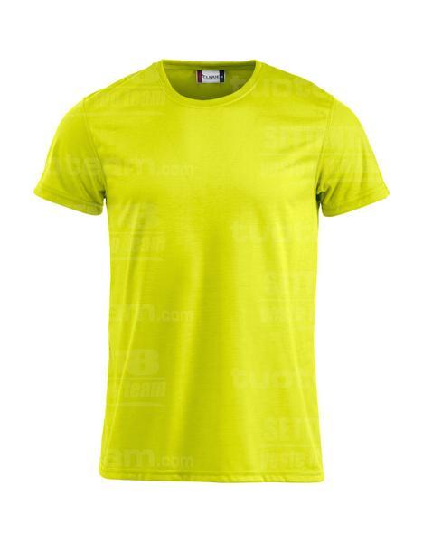 029345 - T-SHIRT Neon-T - 101 giallo HV