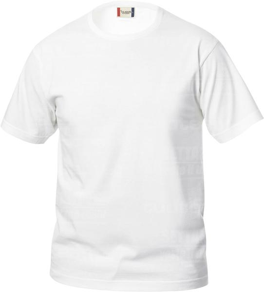029032 - T-SHIRT Basic T Junior - 00 bianco