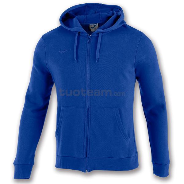 100888 - GIACCA ARGOS II 80% terry cotton 20% polyester - 700 ROYAL