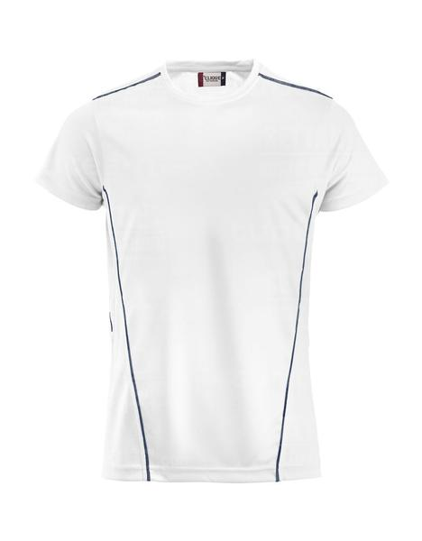 029336 - T-SHIRT Ice Sport-T - 0058 bianco/navy