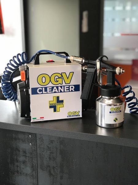 TT2000054 - OGV CLEANER