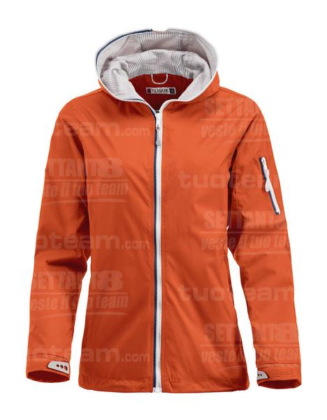 020938 - IMPERMEABILE Seabrook Lady - 18 arancione