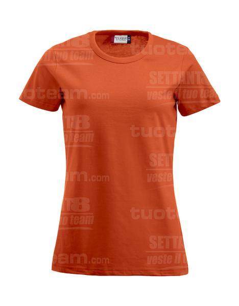 029325 - T-SHIRT Fashion-T Lady - 18 arancione