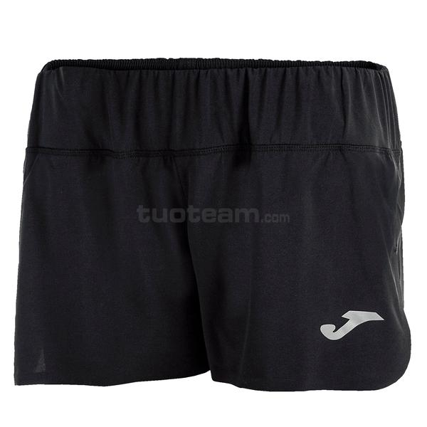 900698 - ELITE VI WOMAN SHORT - 100 NERO