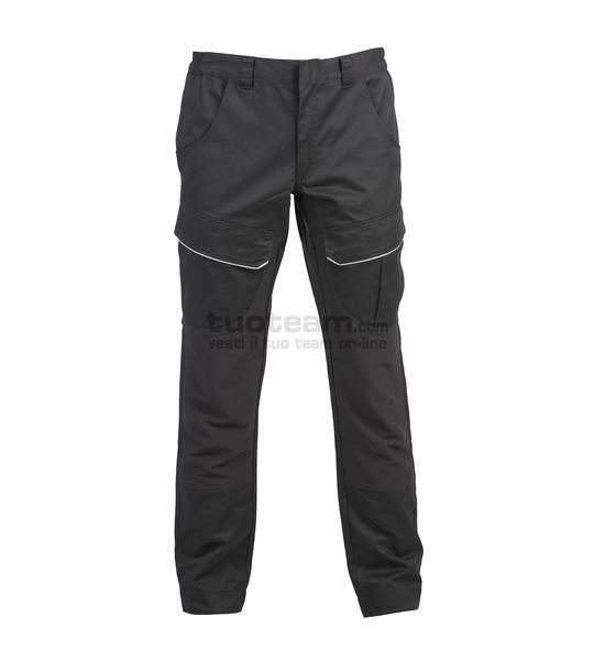 99280 - Pantalone Melbourne - NERO