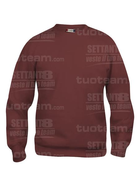 021030 - FELPA Basic Roundneck