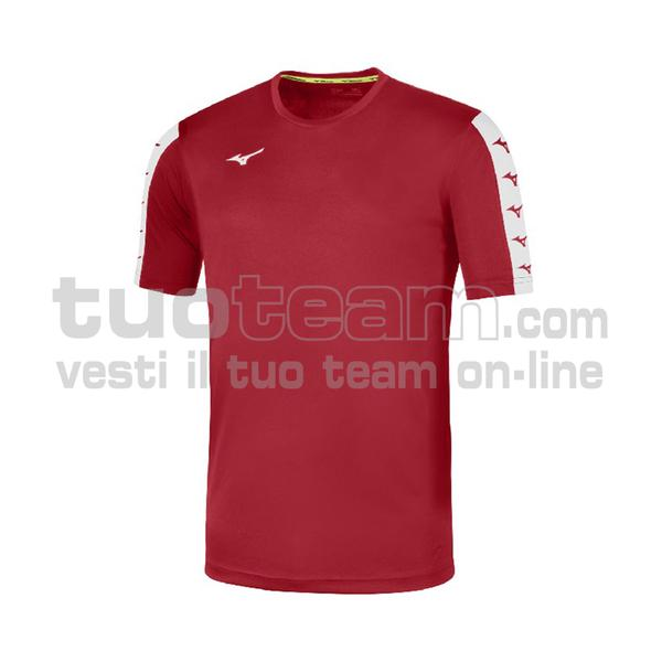 32FA9A51 - TEAM NARA TRAIN. TEE - Red/Red