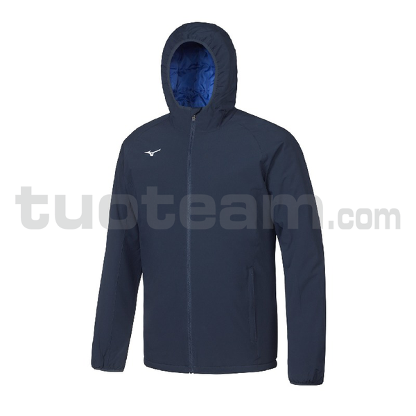 32EE7500 - Padded Jacket - Navy/White