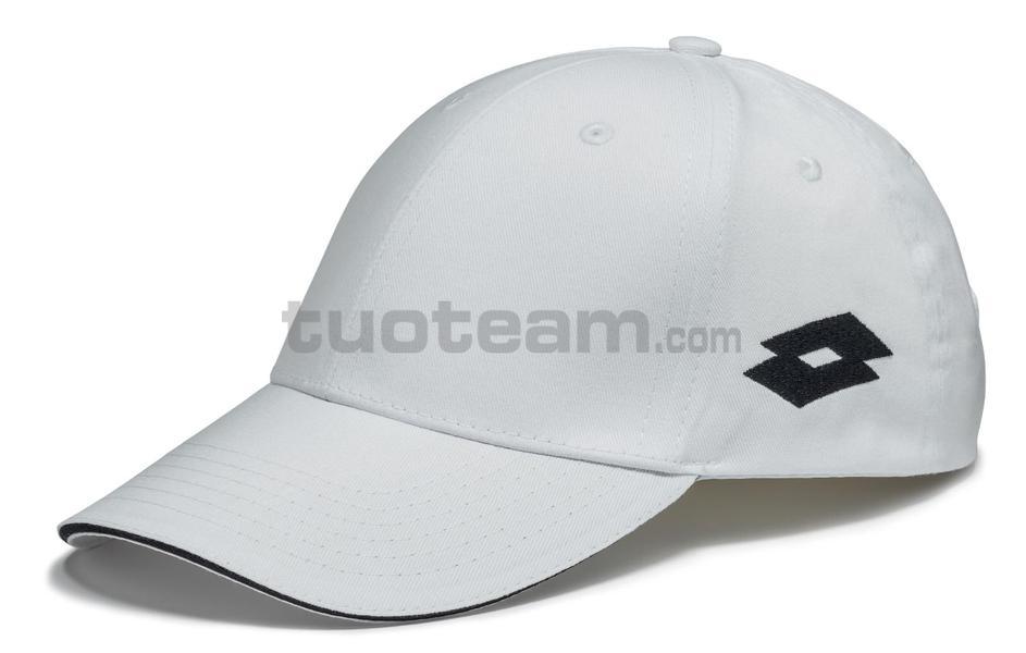 S4120 - CAPPELLINO con FRONTINO bianco pck 6 pz
