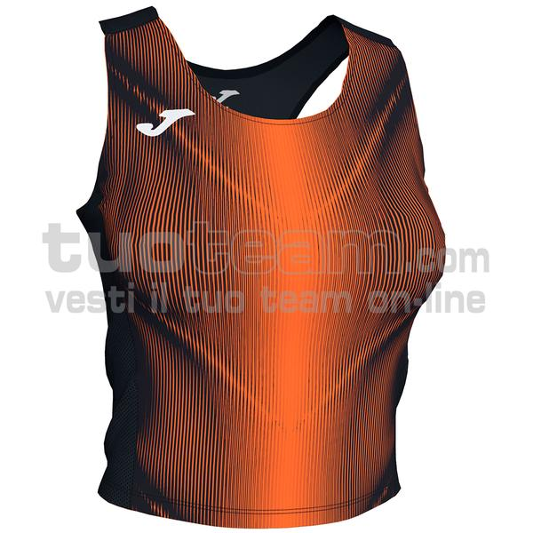 900935 - TOP olimpia 95% polyester 5% elastane - 120 CORALLO / NERO