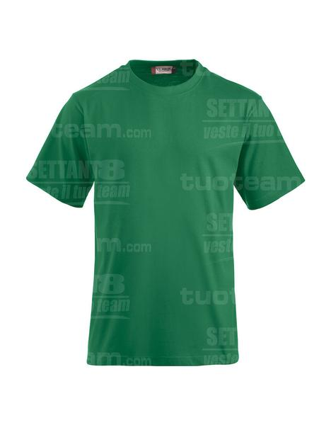 029320 - T-SHIRT Classic-T - 62 verde bandiera