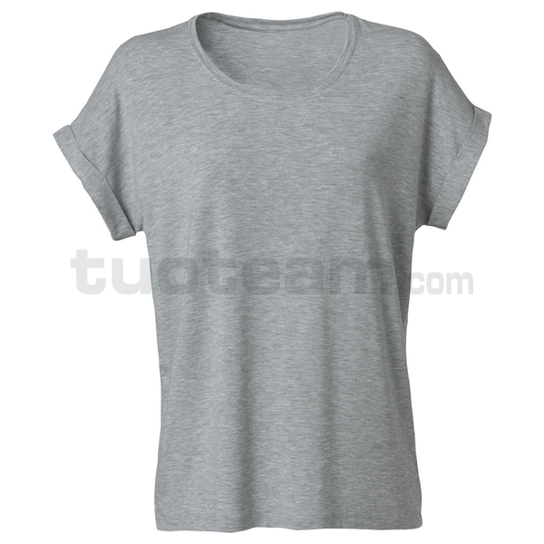 029305 - KATY t-shirt - 95 grigio melange