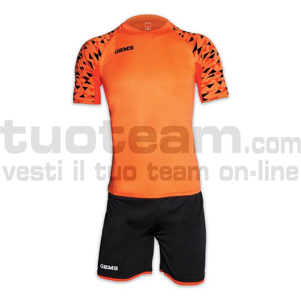 AH09 - Kit West Ham - ORANGEFLUO/BLACK