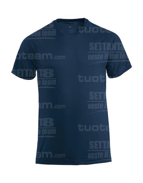 029338 - T-SHIRT Active-T - 580 blu