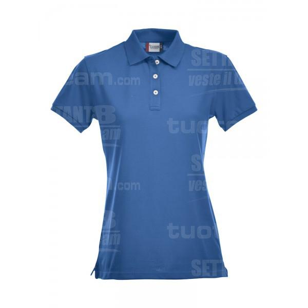 028241 - POLO Premium ladies - 55 royal