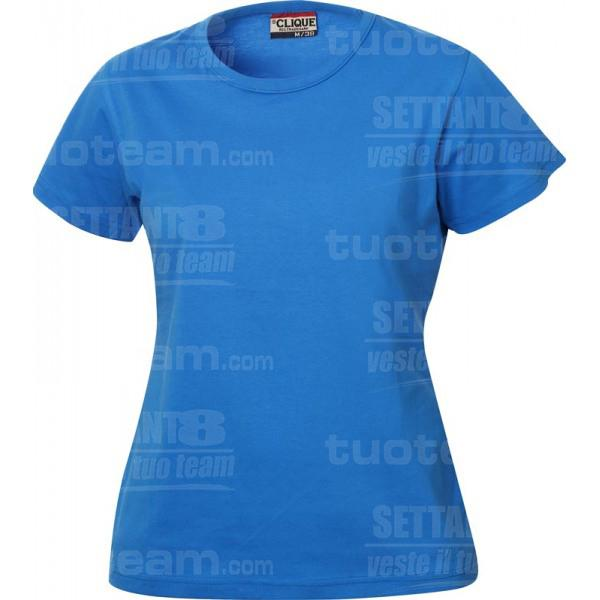 029325 - T-SHIRT Fashion-T Lady - 54 turchese