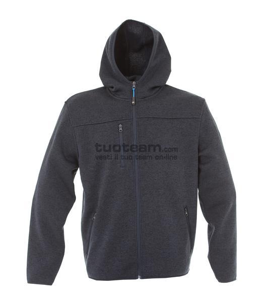 99175 - Knitted Fleece Quebec Man