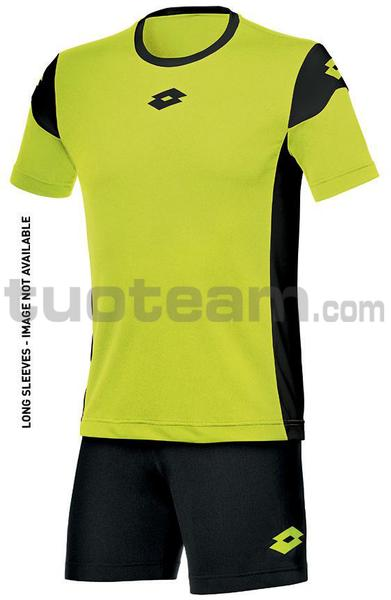 R9749 - KIT STARS EVO M/L junior giallo fluo/nero