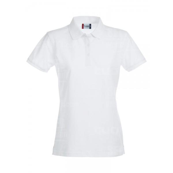 028241 - POLO Premium ladies - 00 bianco