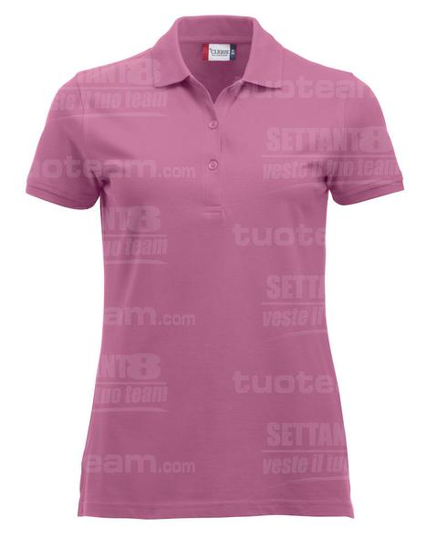 028246 - POLO New Classic Marion S/S - 250 rosa brillante