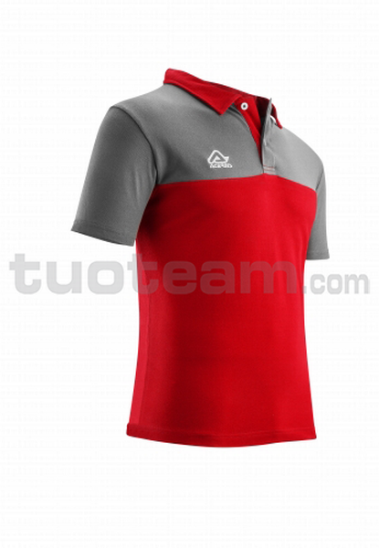 0022188 - BELATRIX MAN POLO - RED