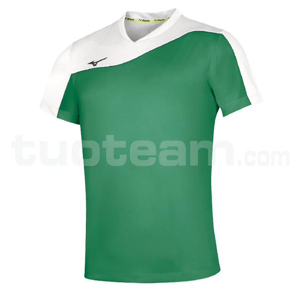 V2EA7003 - authentic myou t/shirt - Green/White