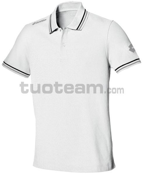 Q7963 - POLO OMEGA bianca
