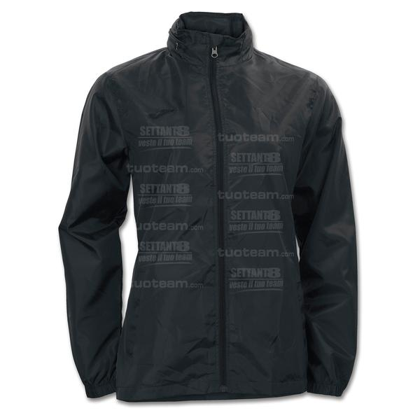 900037 - RAINJACKET GALIA - 100 NERO
