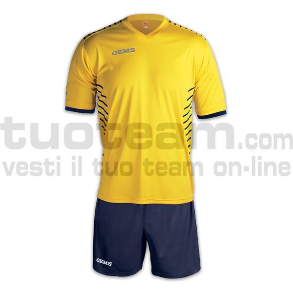 AH08 - Kit Chelsea - GIALLO BLU