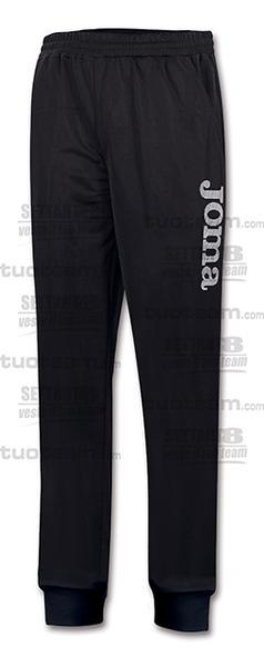 9016P13 - PANTALONE SUEZ 100% polyester fleece - 10 NERO