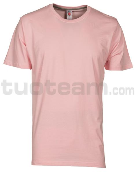 SUNSET - T-SHIRT SUNSET - ROSA SHADOW